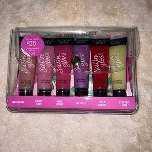 Victoria's Secret Satin Gloss gift set
